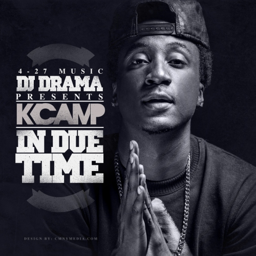 K Camp's 'In Due Time' Artwork