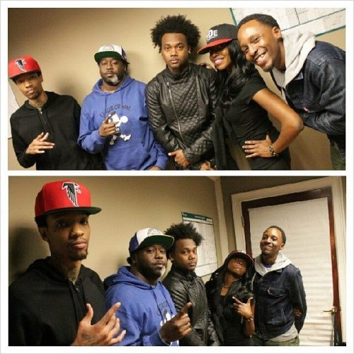 The Crew  with Sonny & Que...