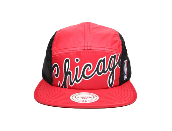 Chicago-Bulls-5-Panel-Camper-cap-mitchell-ness_2