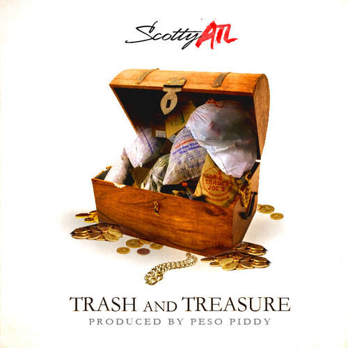 Scotty ATL Sorts the Trash From the Treasure